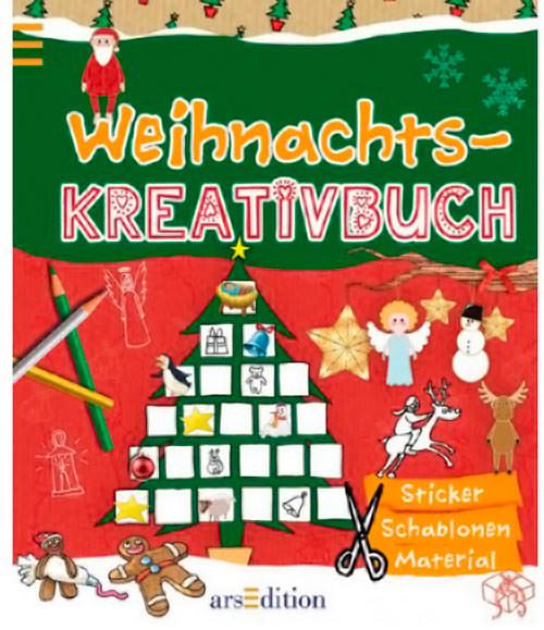 Das große Weihnachts-Kreativbuch