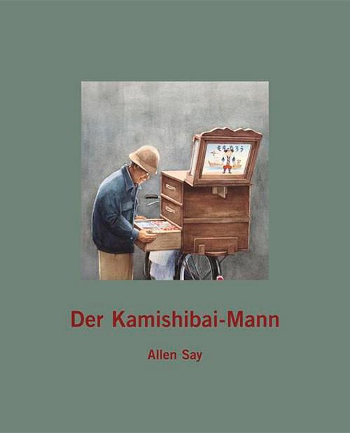 Der Kamishibai-Mann
