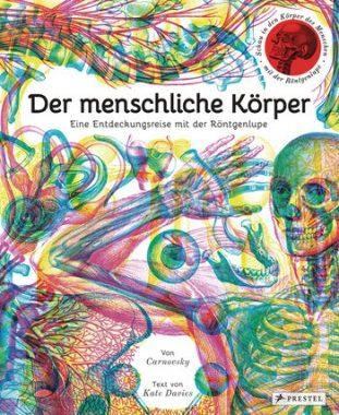 Röntgenlupen-Buch