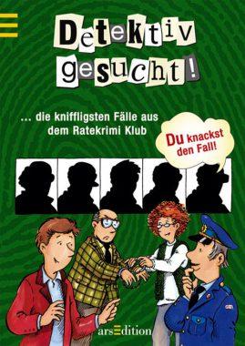 Detektiv gesucht – Sammelband