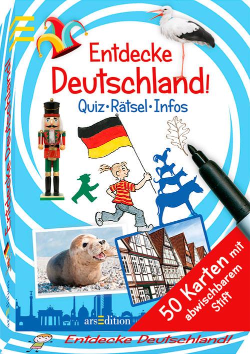 Entdecke Deutschland – Quiz, Rätsel, …