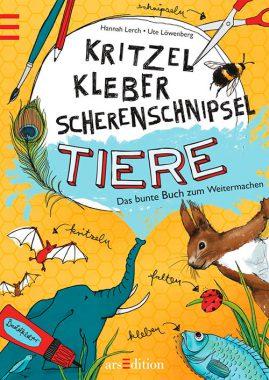 Kritzel, Kleber … – Tiere